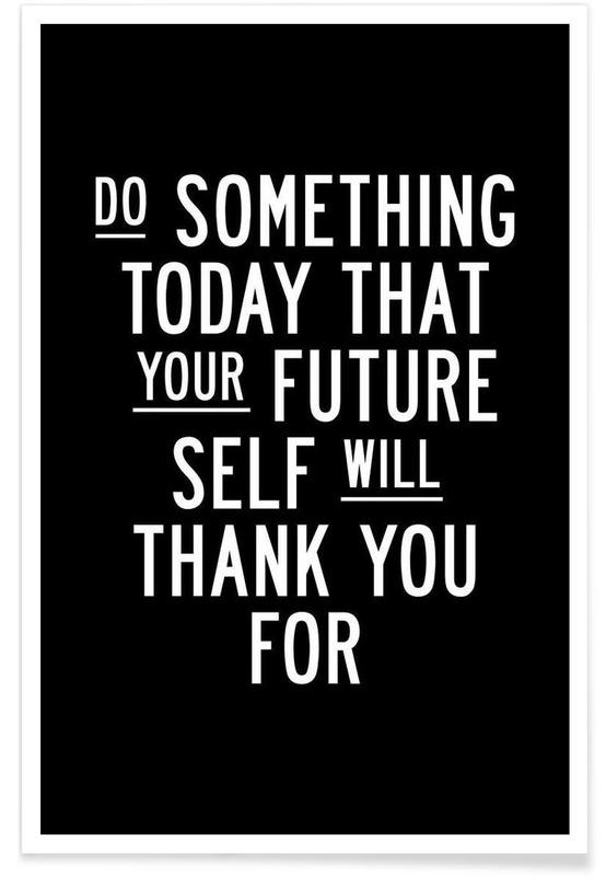 Do Something Today affiche