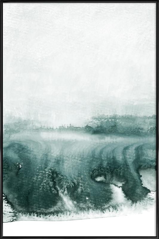 Rainy Day Framed Poster
