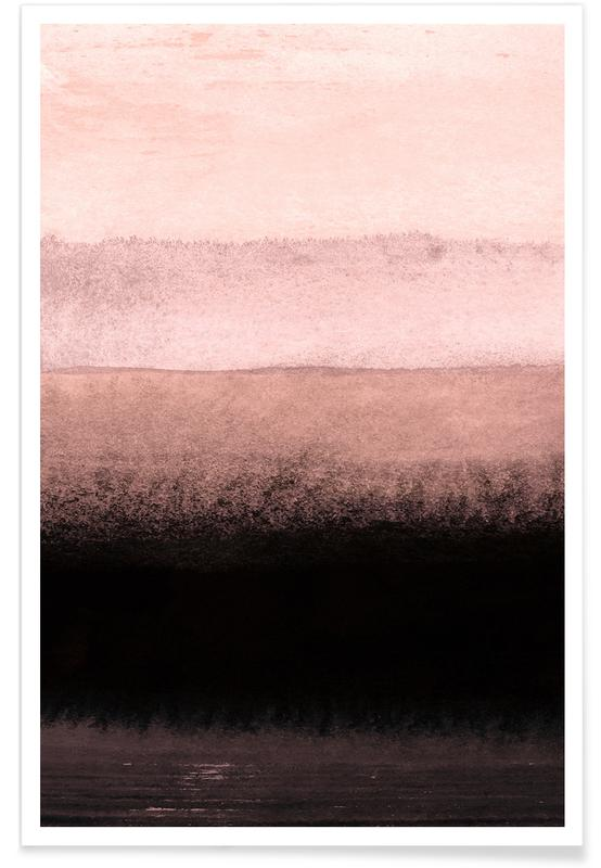 Shades of Pink Poster
