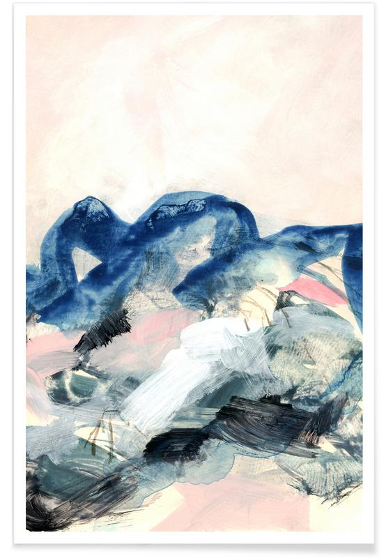 Abstract Painting II -Poster