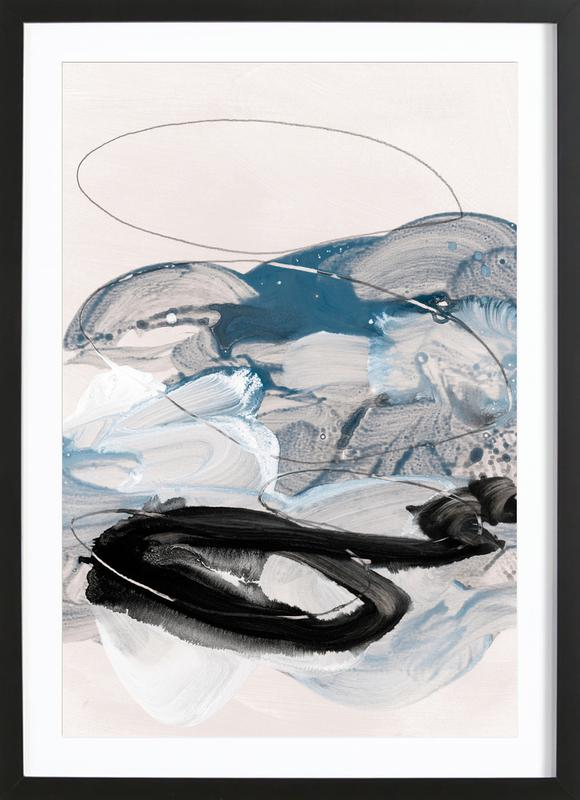 Abstract Painting IX Framed Print