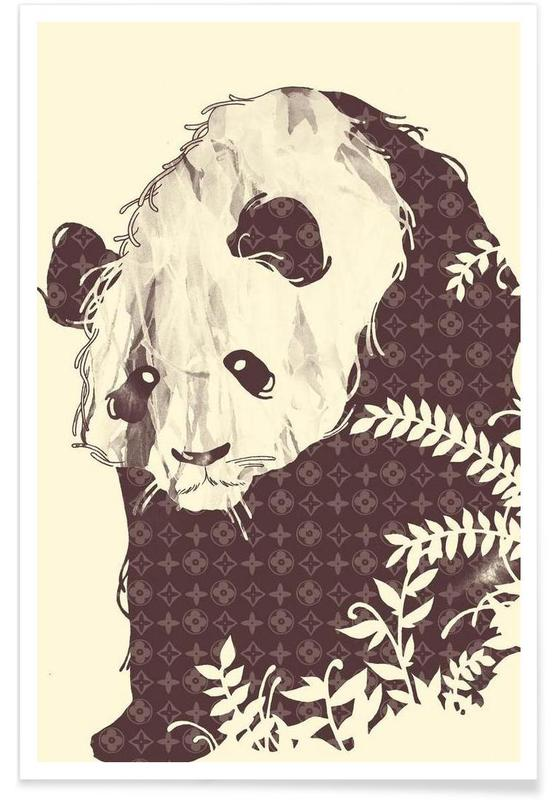New Brand Panda -Poster