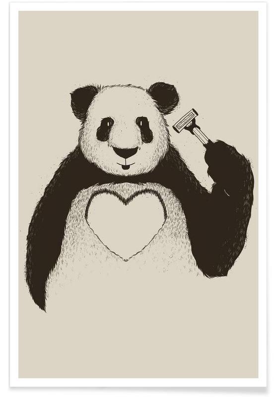 Panda Love -Poster