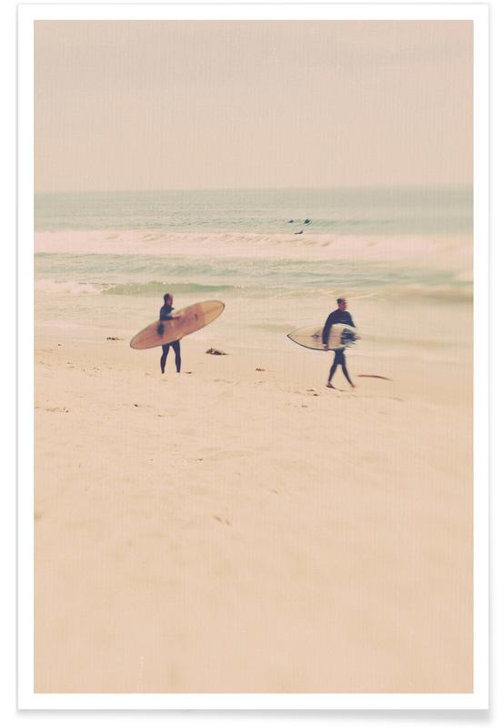 Two Surfers affiche