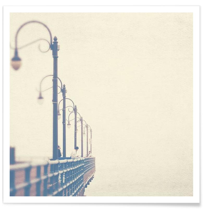 Meet me at the pier no. 1 Poster