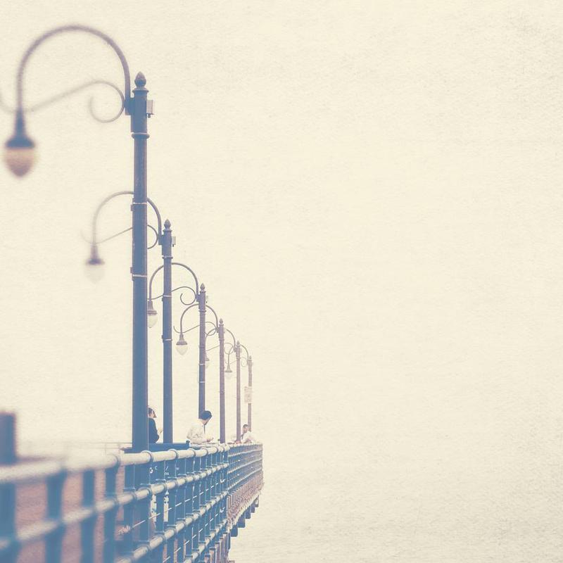Meet me at the pier no. 1 Acrylic Print