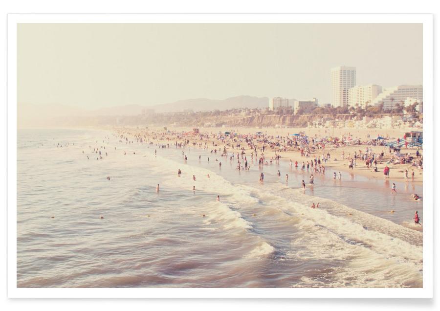 Sunny California -Poster