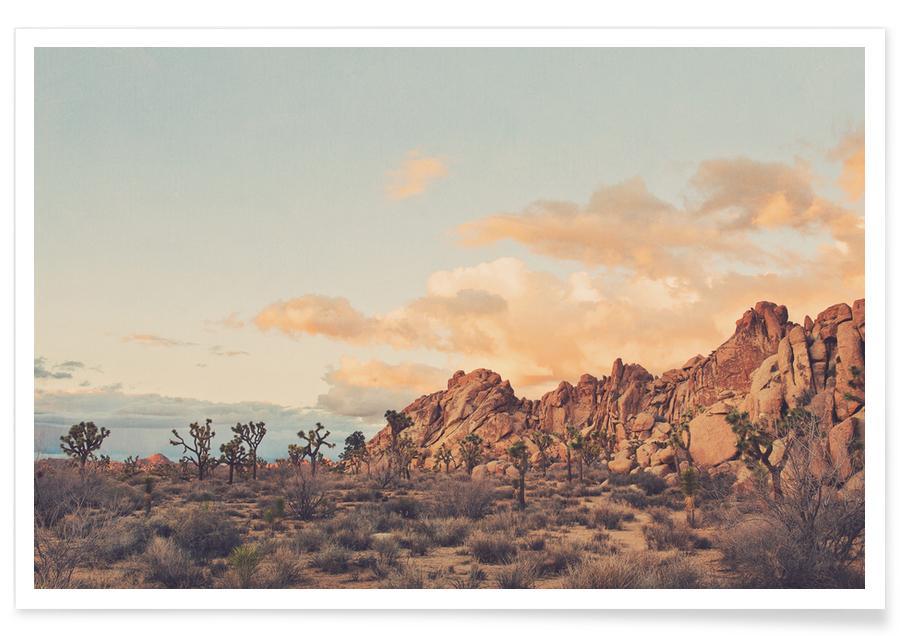 Winter in the Desert No.2 -Poster