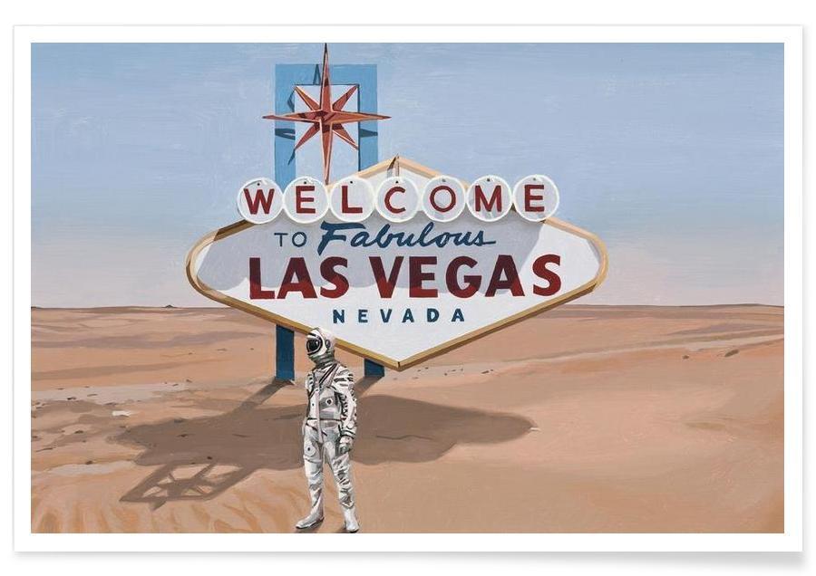 Leaving Las Vegas -Poster