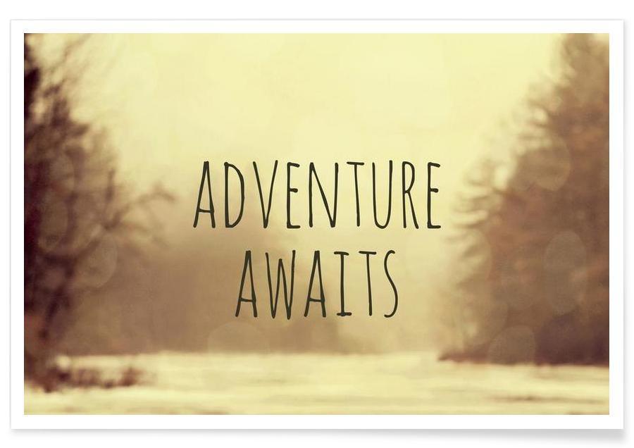 Adventure Awaits 2 -Poster