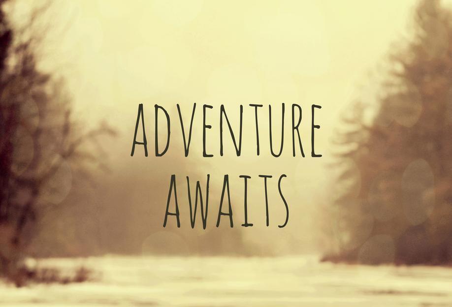 Adventure Awaits 2 Acrylic Print