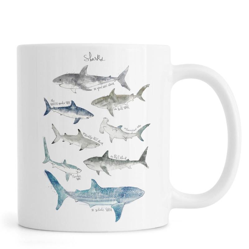Sharks Mug