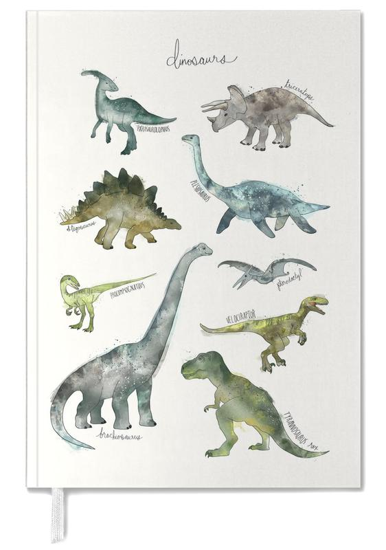 Dinosaurs Personal Planner