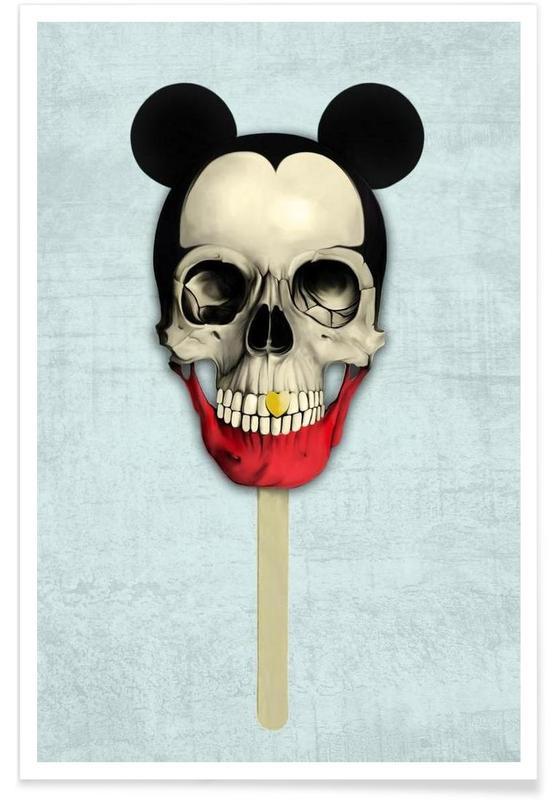 Mick Pop -Poster