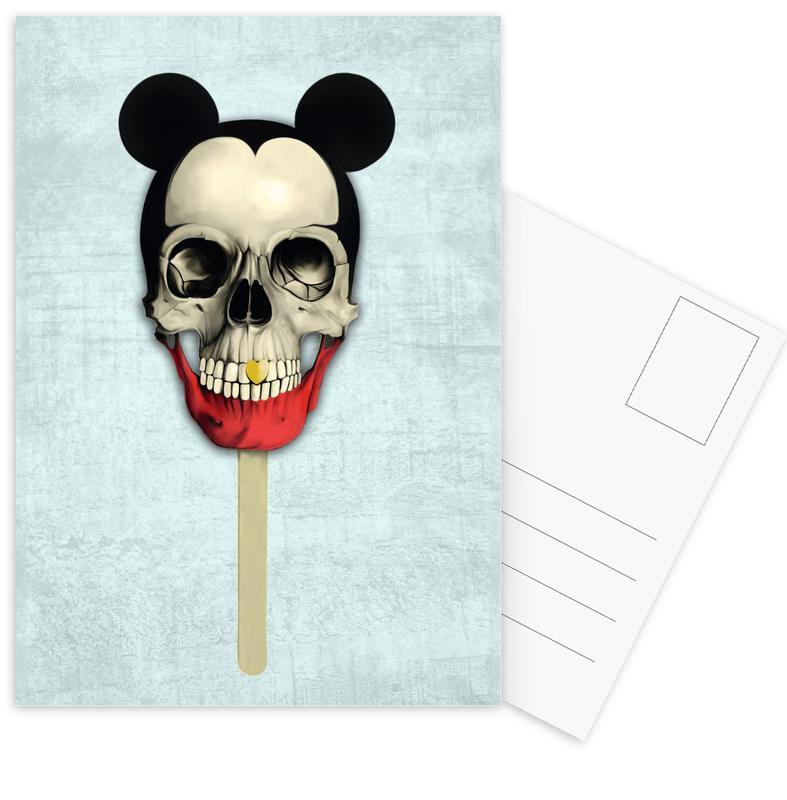 Mick Pop cartes postales