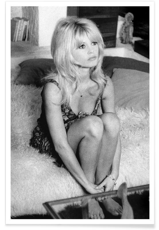 Chère Brigitte - Photographie affiche
