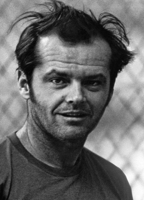 Jack Nicholson in 'One Flew Over the Cuckoo's Nest' Canvas Print