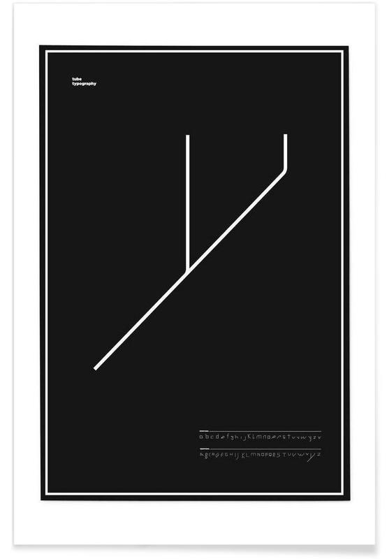Tube Font affiche