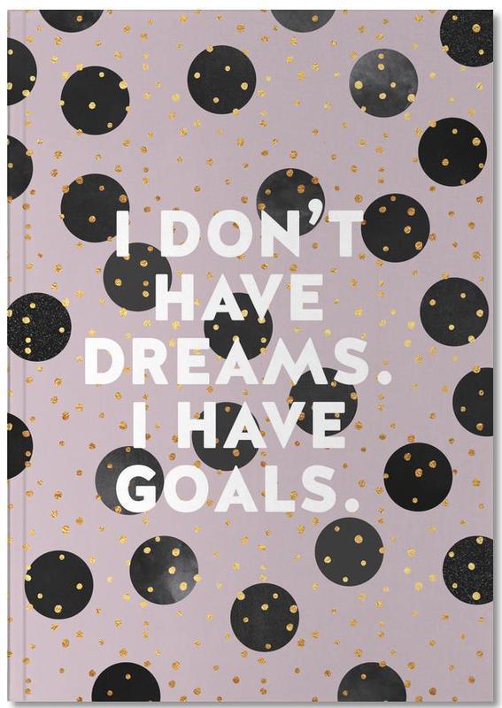 Goals Notebook