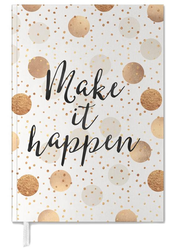 Make it Happen Personal Planner