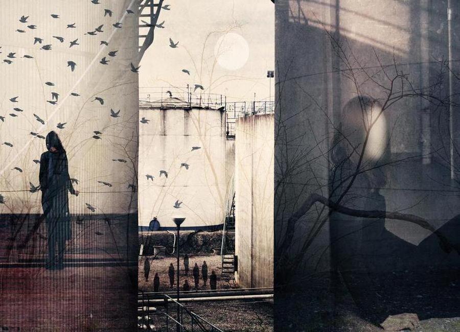 The Strange Dream Canvas Print