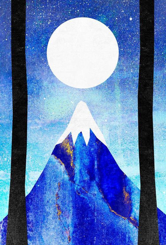Two Worlds Part 1 -Acrylglasbild
