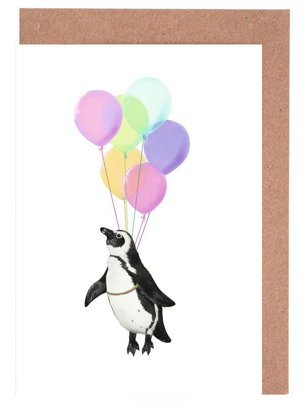 I Believe I Can Fly Greeting Card Set