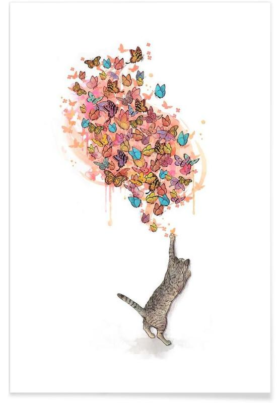 Catching Butterflies affiche