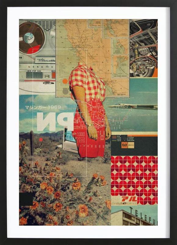 NP 1969 Framed Print