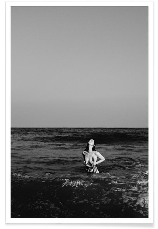 La Donna Del Mare affiche