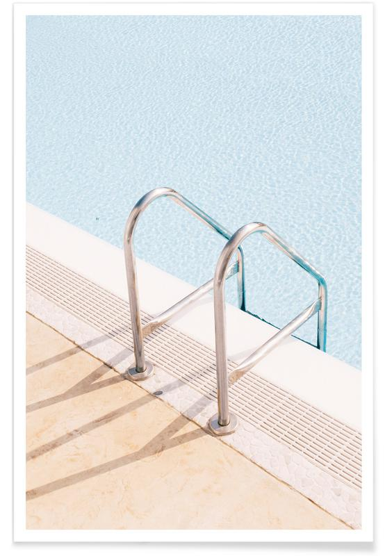 Poolside poster