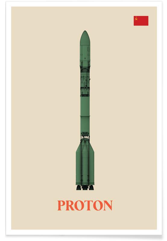 Proton 3 -Poster