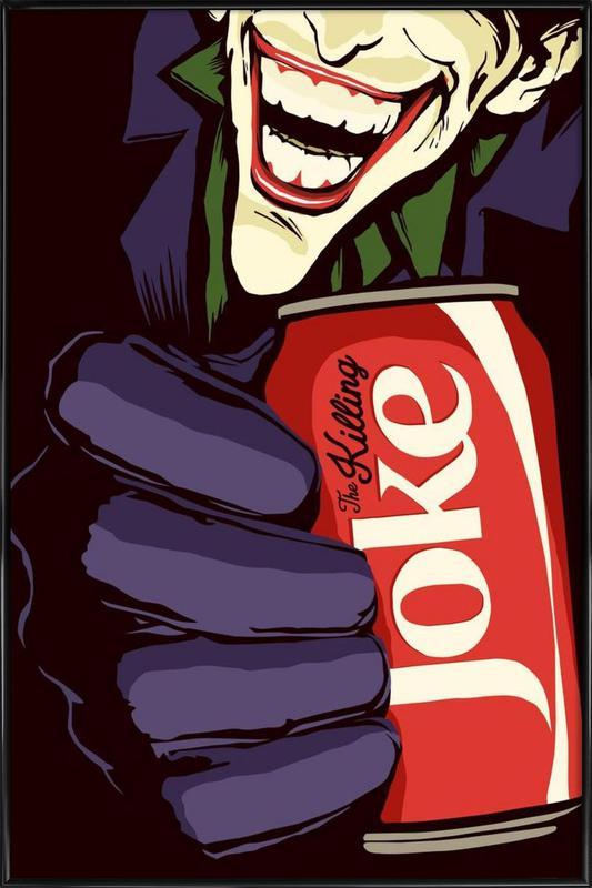 Killing Joke Framed Poster