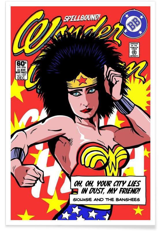 Wonder Banshee Poster