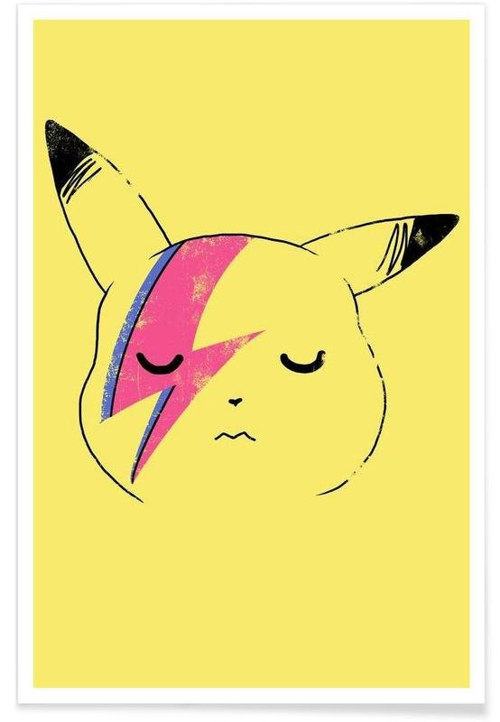 Pika Stardust -Poster