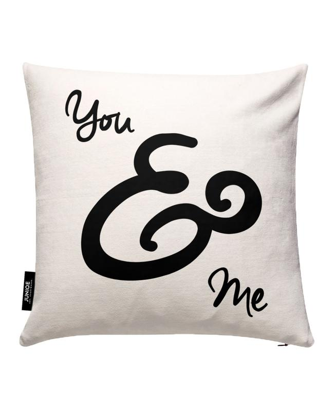 You & Me Cushion Cover