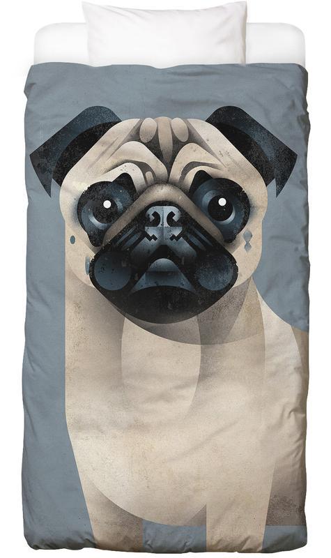 Pug Bed Linen
