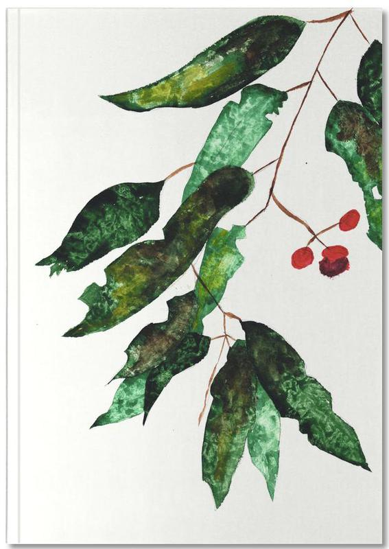 Autumn Berry 1 Notebook