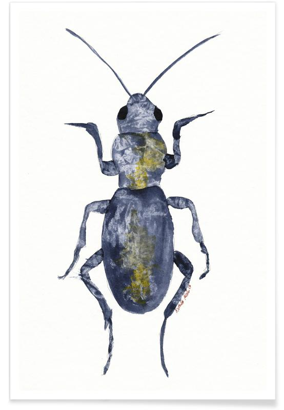 Hello Beetle -Poster