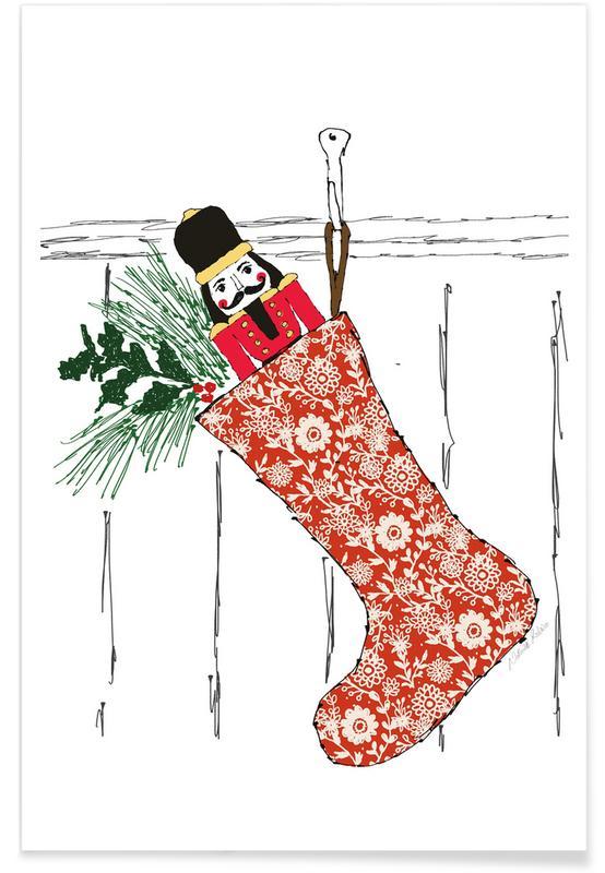 Stocking -Poster