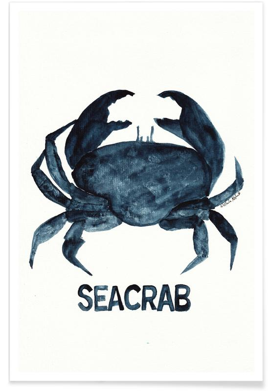 Seacrab -Poster