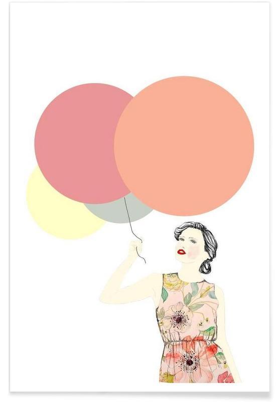 My ballon -Poster