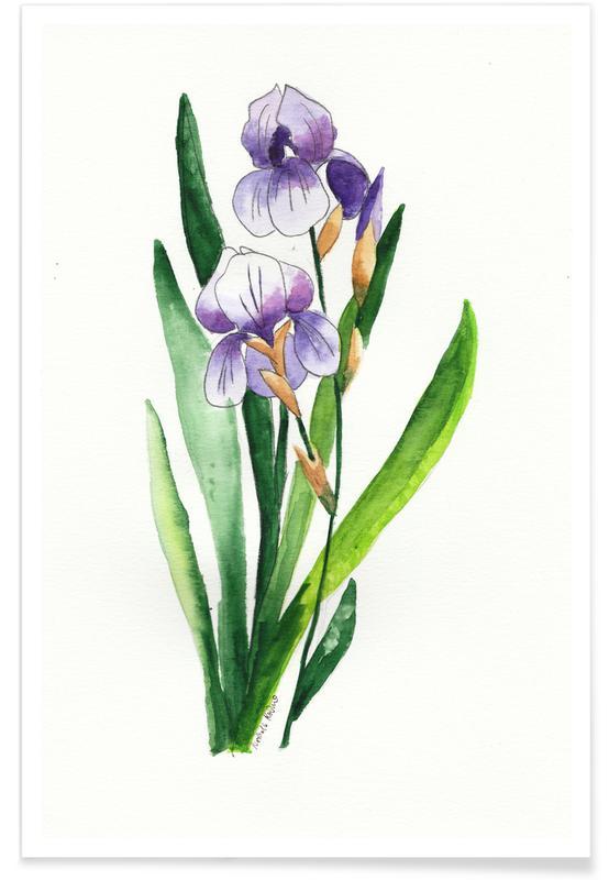 Iris -Poster