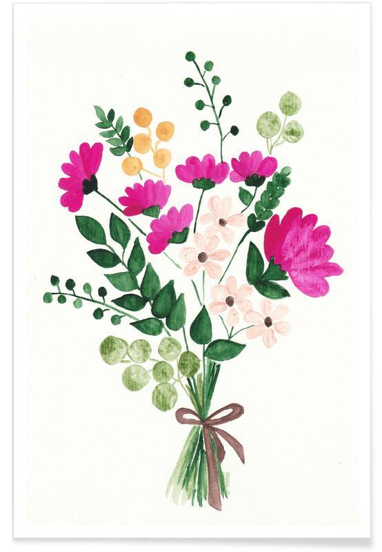 Bouquet Poster