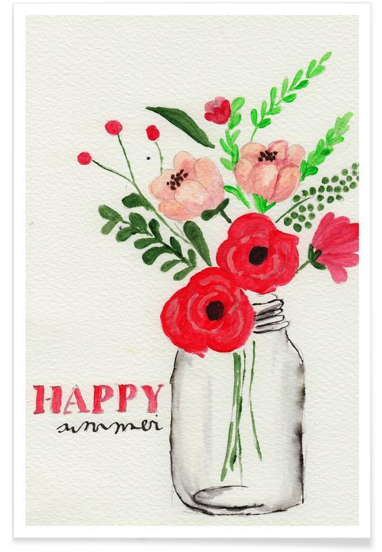 Happy Summer -Poster