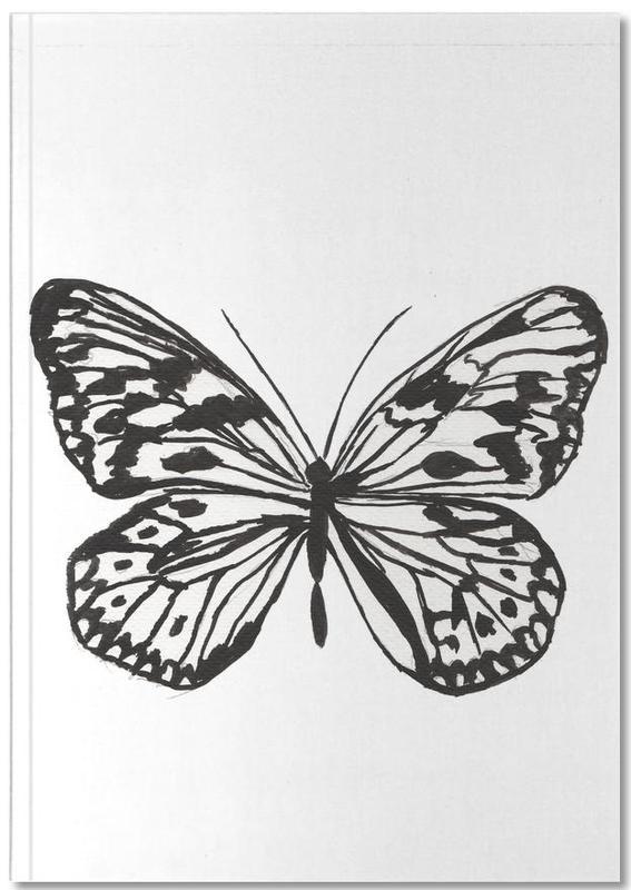 Butterfly No. 45 Notebook