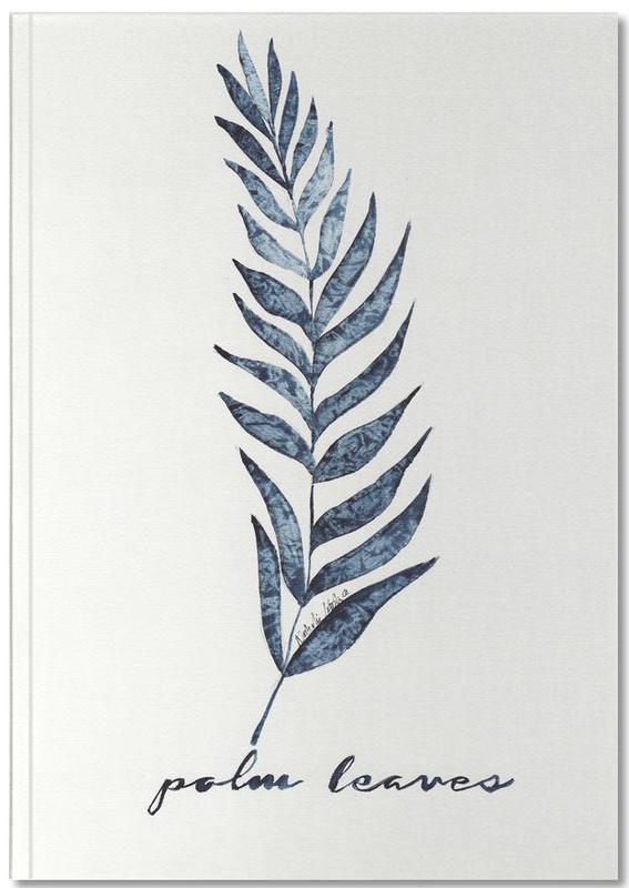 Palm Leaves Notebook