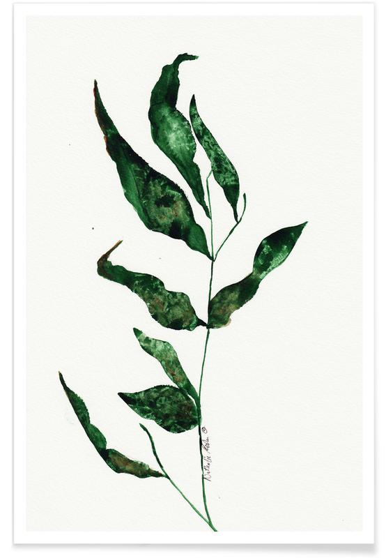 Green Nature -Poster