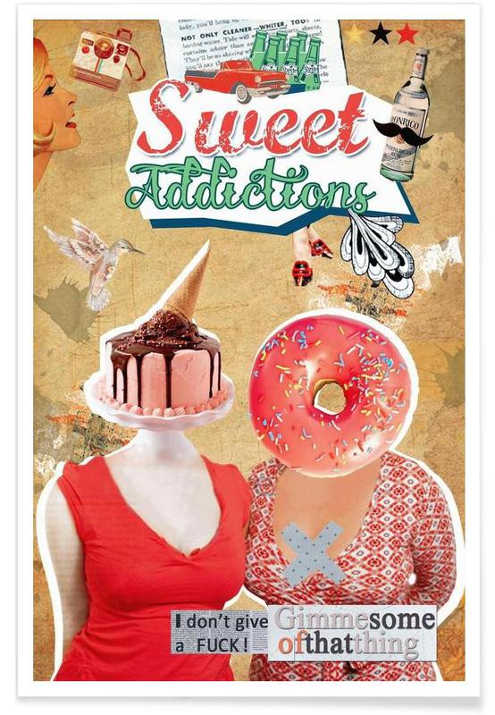 Sweet Addictions -Poster