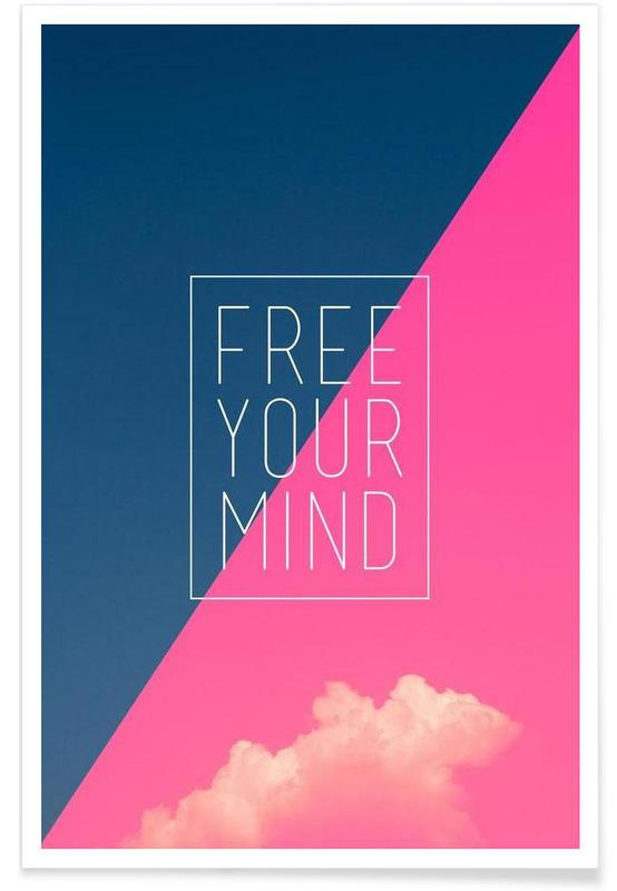 Free Your Mind III affiche